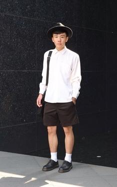 時尚穿搭:White???