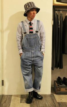 時尚穿搭:漁夫帽購入 開心