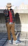 UNIQLO 刷毛外套的時尚穿搭
