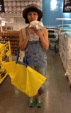 時尚穿搭:IKEA居家風