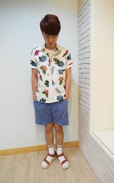 時尚穿搭:夏威夷襯衫
