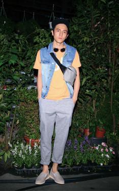 時尚穿搭:Chuck Wang 2013-11-03的搭配