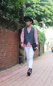 OP嚴選 紳士帽的時尚穿搭