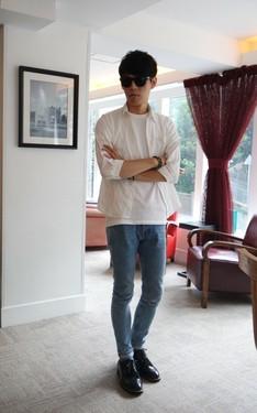 時尚穿搭:香港小旅行