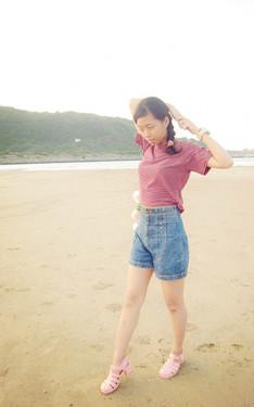 時尚穿搭:整個海邊都是我的伸展台