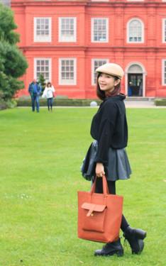 時尚穿搭:Ning Tsai 2014-10-16的搭配