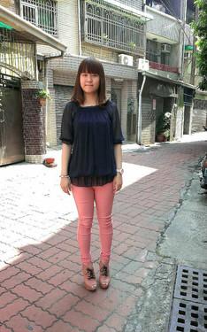 時尚穿搭:Rong 2014-10-19的搭配