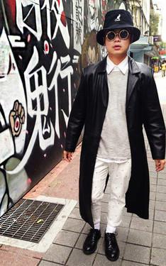 時尚穿搭:BLACK X WHITE