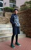 時尚穿搭:高孟賢 2014-10-23的搭配