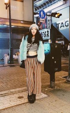 時尚穿搭:Osaka大阪流浪婦