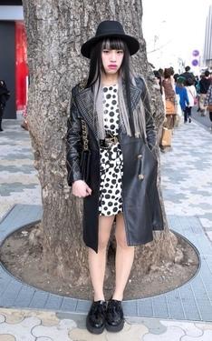 時尚穿搭:回顧系列2013挑染灰髮