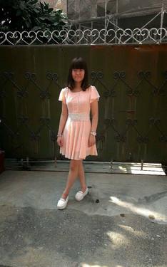 時尚穿搭:洋裝