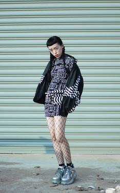時尚穿搭:謝小貝 2014-11-05的搭配