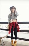 東京迪士尼 雪莉梅的時尚穿搭