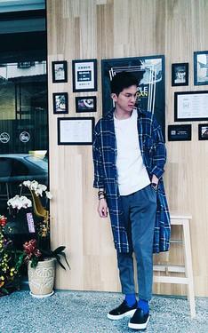 時尚穿搭:Pb Wu 2014-11-10的搭配