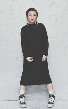 時尚穿搭:休閒韓系風