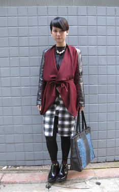 時尚穿搭:正式中帶點俏皮