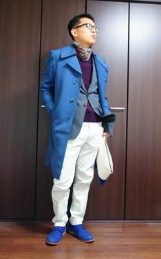 時尚穿搭:開始老梗的大衣搭配...