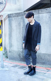 XIWI 拉鍊低檔打折褲的時尚穿搭