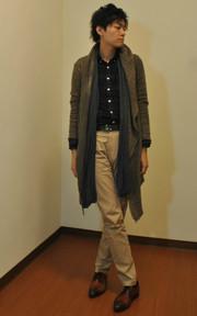 WEGO 長版針織外套的時尚穿搭