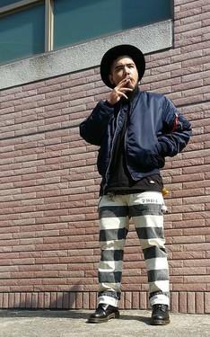 時尚穿搭:7904放風Style