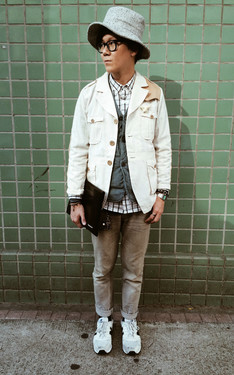 時尚穿搭:The Preppy Style/City Boy in Winter!