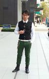 無品牌 英俊的我的時尚穿搭