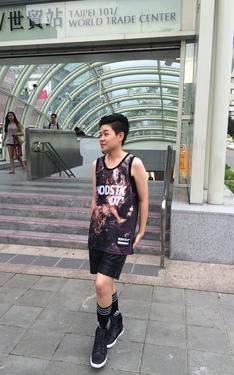 時尚穿搭:我不會打籃球