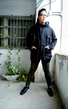 時尚穿搭:黑潮