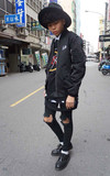 時尚穿搭:黑與白的細節變化