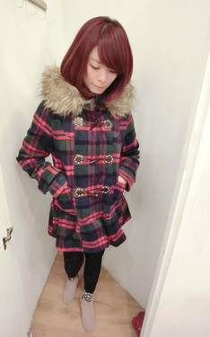 時尚穿搭:天氣冷,穿搭也要可愛