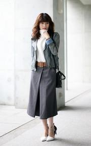 DRESS CODE 寬版褲裙的穿搭