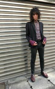 PLAIN-ME 西裝外套的時尚穿搭