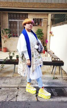 時尚穿搭:來自地中海的胖子