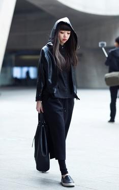 時尚穿搭:Black DDP