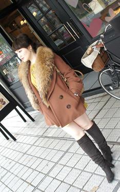 時尚穿搭:冬天的貴婦風