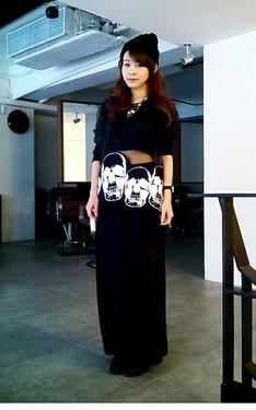 時尚穿搭:黑魔女