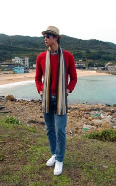 時尚穿搭:新年穿搭-渡假篇