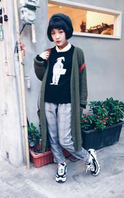 REREBURN: 針織毛衣的時尚穿搭