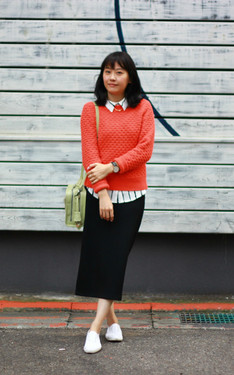 時尚穿搭:H&M TAIWAN VIP NIGHT 戰利品穿搭