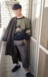 時尚穿搭:咦 這毛衣再找主人的說