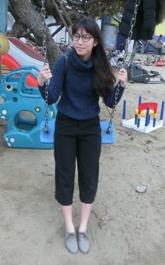 時尚穿搭:回歸童年的盪鞦韆