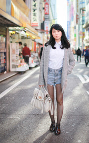Outfit 52│Strolling around Akihabara
