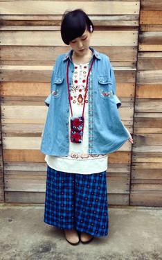 時尚穿搭:Fen Yu 2015-03-08的搭配