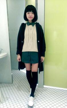 時尚穿搭:回到18歲