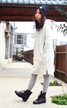 時尚穿搭:乍暖回寒的懶人風