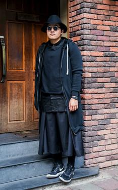 時尚穿搭:我終於上台北了