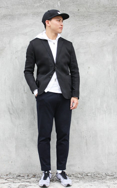 時尚穿搭:運 動 紳 士