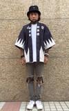 神劍闖江湖 日本和服罩衫的時尚穿搭