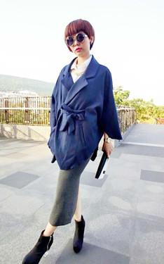 時尚穿搭:日式風味混搭snap